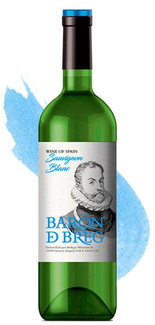 Barón de Breg Sauvignon Blanc Bodegas Milenium