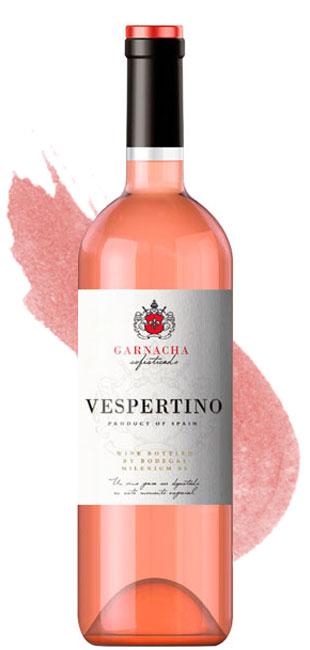 Vespertino Garnacha rosado Bodegas Milenium